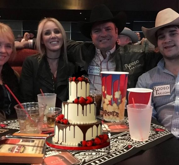 NFR After Parties with Ames Cake: Fun And Action